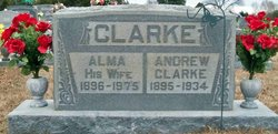 Alma <i>McKinney</i> Clarke