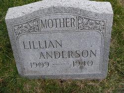 Lillian <i>Bramble</i> Anderson