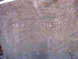 Ella Peterson Dunn