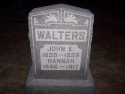 Hannah <i>Long</i> Walters