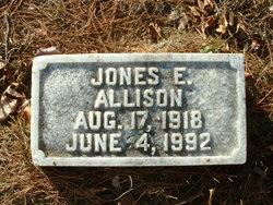 Jones E. Allison