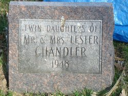 Infant Twin Daughter Chandler