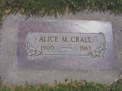 Alice Crall