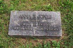 Anna S. <i>Jones</i> Losey