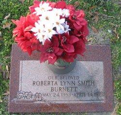 Roberta Lynn <i>Smith</i> Burnett