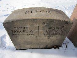 Mary Elizabeth <i>Staller</i> Birch