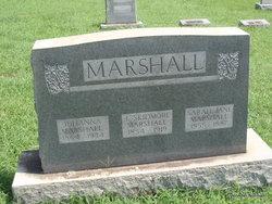 Johanna E. <i>Key</i> Marshall