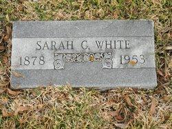 Sarah Catherine <i>Peterson</i> White