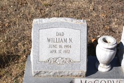 William Neal McCorvey