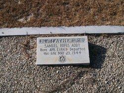 Samuel Rufus Addy