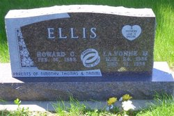 LA Vonne M <i>Roder</i> Ellis