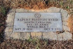 Rupert Byron Byrd
