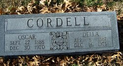 Oscar Cordell