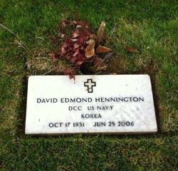 David Edmond Hennington