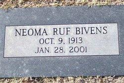 Neoma Florence <i>Ruf</i> Bivens