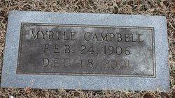 Myrtle Belle <i>Coffey</i> Campbell