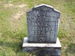 Fannie Jane <i>Bleigh</i> Adkisson