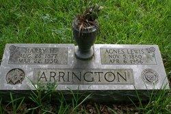 Agnes <i>Lewis</i> Arrington