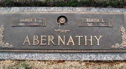 Bertie Lee <i>Porch</i> Abernathy