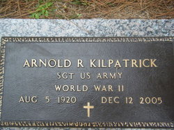 Arnold R. Kilpatrick