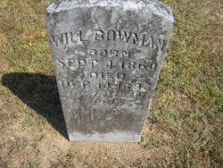 William Will Bowman