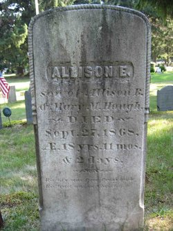 Allison E Huff