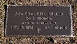 Asa Franklin Miller