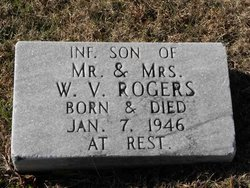 Infant Son Rogers