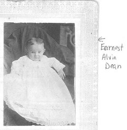 Earnest Alvin Dean