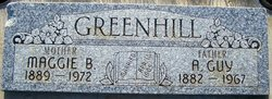 A Guy Greenhill