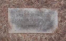 John B. Boultinghouse