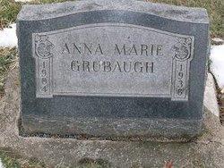 Anna Marie <i>Black</i> Grubaugh