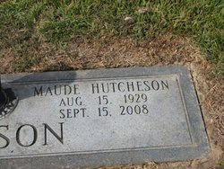 Maude Mary <i>Hutcheson</i> Munson