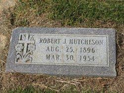 James Robert Hutch Hutcheson