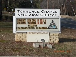Torrence Chapel AME Zion Church Cemetery