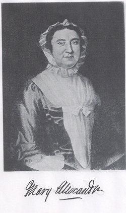 Mary Spratt <i>Provoost</i> Alexander