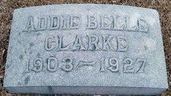 Addie Bell Clarke