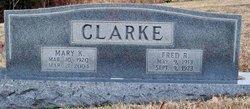 Fred R. Clarke