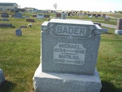 Matilda <i>Ridgway</i> Bader
