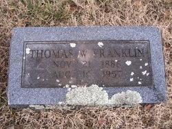 Thomas W. Franklin