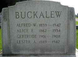 Alice E. Buckalew