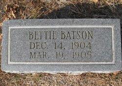 Bettie Batson