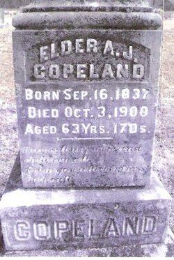A J Copeland