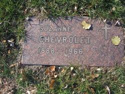 Suzanne <i>Treyvoux</i> Chevrolet
