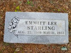 Emmitt Lee Starling
