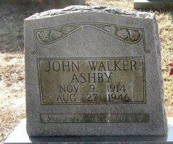 John Walker Ashby