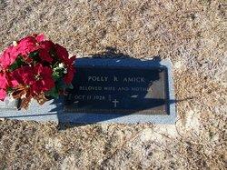 Iva Ruth Polly <i>Rawl</i> Amick