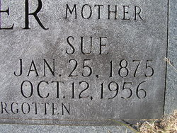 Susan Sue <i>Beck</i> Archer