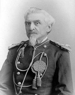 Maj Charles Camilus De Rudio