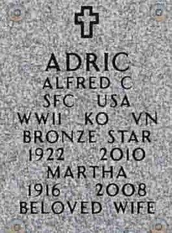 Alfred C. Adric